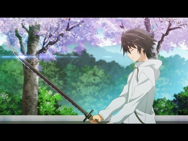 Rakudai Kishi no Cavalry [AMV]/ If You're In, I'm In