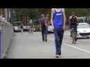 Teenboy in shiny Adidas superstar track pants trackies skinny gay boy HD 2
