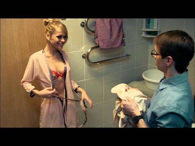 сексуальная Анна Хилькевич в трусиках