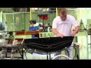 The Making of the Silver Cross Balmoral Pram