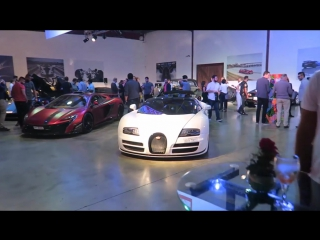 CoD | The Most Expensive Supercar Art Event in the World
