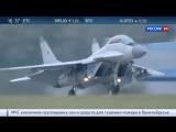 Русское оружие- МиГ-35, робот-саранча, российская техника в мире