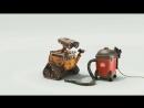 Подборка приколов с роботом ВАЛЛ-И