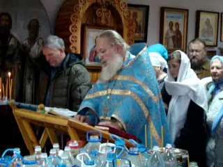 Еще молимся о благотворителях, строителях, попечителях храма сего...04.11.16
