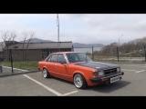 Toyota Celica Camry 1981 - Настоящий Old School JDM