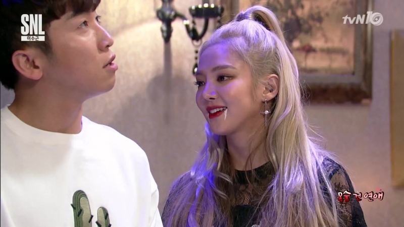 SNL KOREA 8 [목숨건연애] 효연, 유세윤 향한 본능을 춤으로 승화! 161210 EP.15