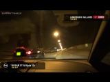 Реальный стрит-рейсинг по городу, крутая подборка! Street Racing in Traffic - Compilation 3