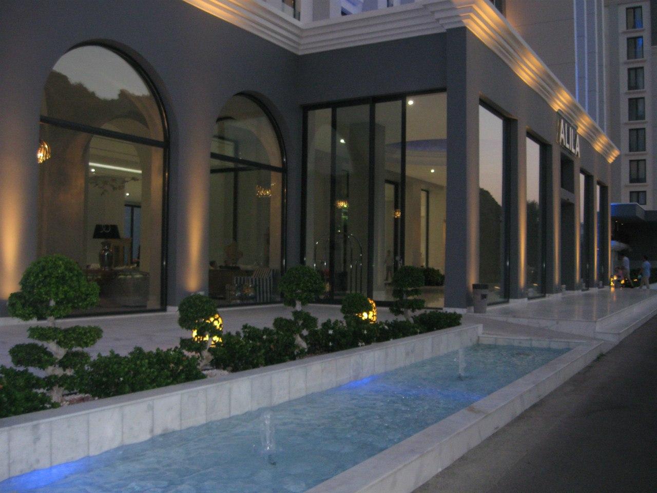 Родос, Mitsis Alila Resort & Spa 5*
