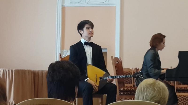 24.09.16. Курлаев. 1момк. мини концерт. Виктор Новиков.