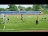 Тихвин Стадион Кировец 29.05.16. Кубок молодой Гвардии футболу 1