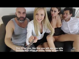 Tina blonde порно
