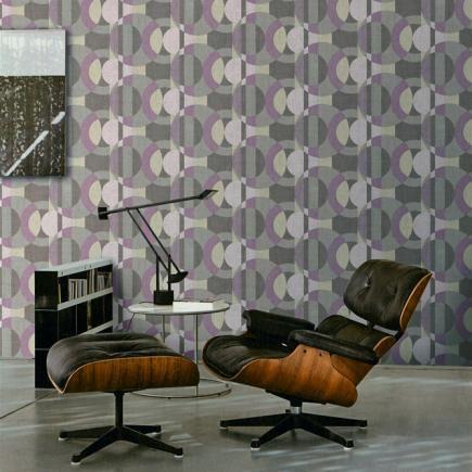 Новинка от итальянской фабрики Limonta - коллекция обоев Suite – это насыщенное многообразие палитры цветов, выраженное в различных растительных и геометрических рисунках.