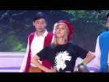 КВН Хара Морин - Белоснежка и семь гномов с Омаром Алибутаевым - YouTube