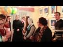 Встреча в Афанасово с болгарцами. Братание молодёжек.  31.03.16 ДР Федора