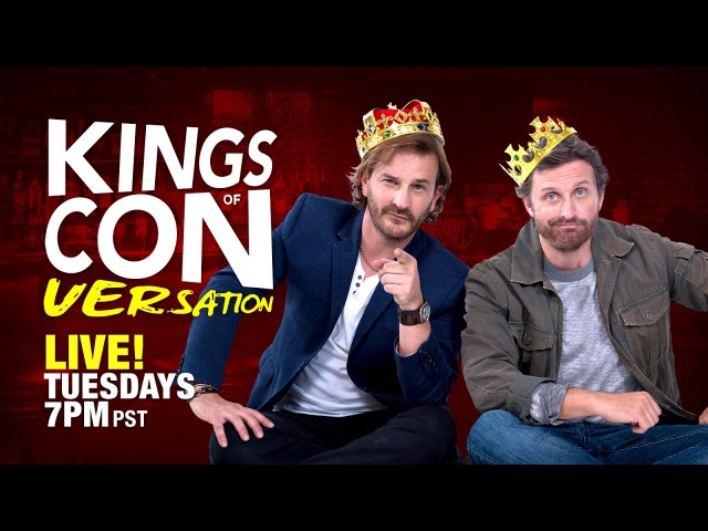 KINGS OF CONversation with Rob Benedict co-host Josh Meyers - Episode One