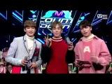 170112 세븐틴 원우 Wonwoo & 버논 Vernon MC cut 2 @ MCOUNTDOWN