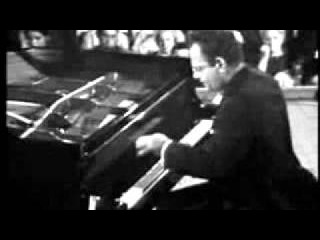 Julius Katchen plays Mendelssohn (arr. Liszt) On Wings of Song Op. 34 No. 2