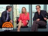 Bridget Joness Baby Renee Zellweger And Her Leading Men Dish On Their Love Triangle TODAY