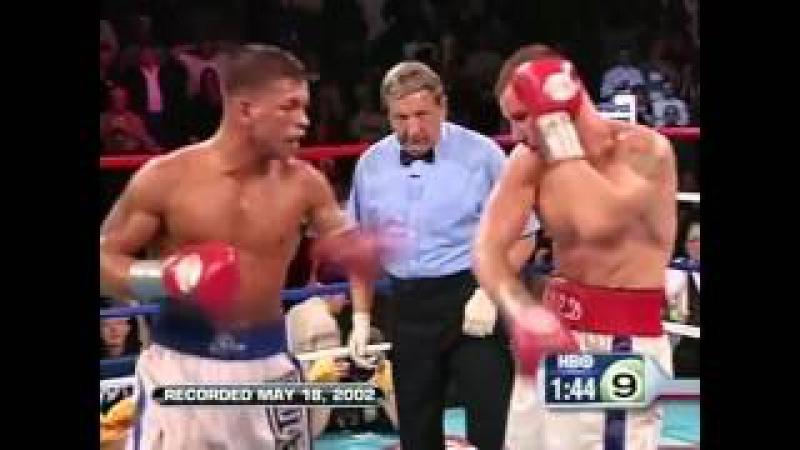 Один из лучших боев в истории бокса! Гатти против Уорда