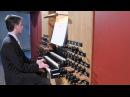 J S Bach BWV 686 Aus tiefer Not schrei' ich zu dir Pro Organo pleno
