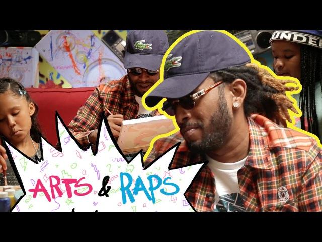 Where is Ingleworld w Skeme - Arts Raps ArtsNRaps