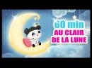 Au clair de la lune - Comptines douces et berceuses pour bébés - Titounis