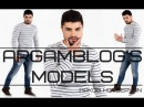 Argamblog's Models. Hakob Hovsepyan Photoshoot (Backstage video)