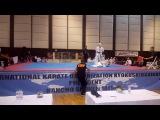 Мызь Максим Андрей Коман1 бой Чемпионат Европы 2016