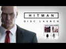 HITMAN – Disc Launch Trailer