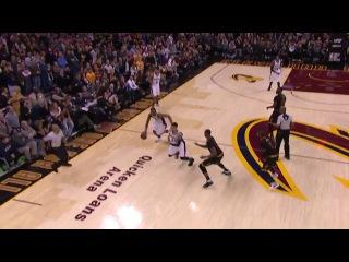 Kawhi Leonard Dunks|Spurs vs Cavs|21.01.17