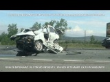 20.06.2016. ДТП Абакан-Минусинск М-54, 426 км. Водитель приоры девушка погибла на месте.