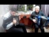 А Симонов и А Мазуров разминка и песня Зараза брось