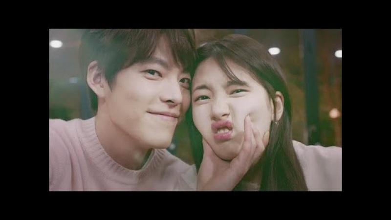 Kim Woo Bin Bae Suzy 😍❤️😍Безрассудно Влюбленные