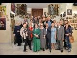 Театральная гостиная Рудольфа Фурманова с Ларисой Голубкиной
