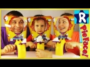 ★ PIE FACE Challenge Пирог в Лицо Обзор Игры PIE FACE CHALLENGE Messy Whipped Cream in the FACE Game