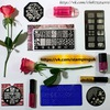 Стемпинг Украина   Stamping nail art Ukraine