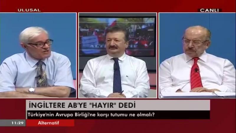 95 Ümmetçi AKP Kafası ve Ortadoğu Bataklığındaki Türkiye