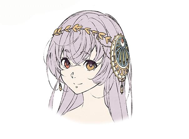 Lux Sibyl (Violet Evergarden) - MyAnimeList.net