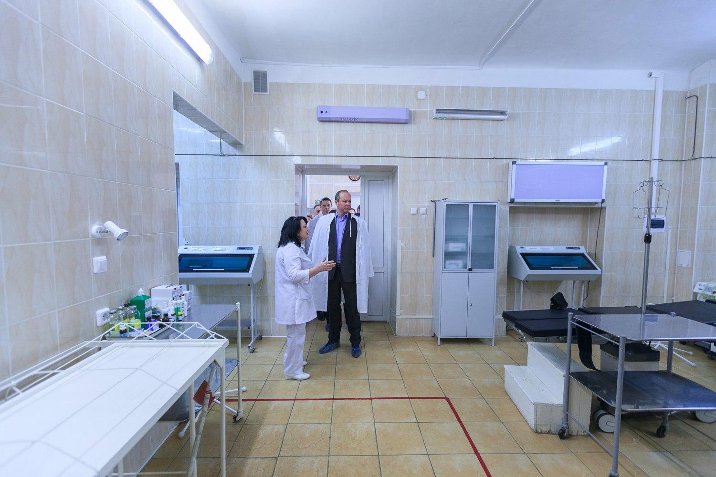 Клиническая больница проктологии