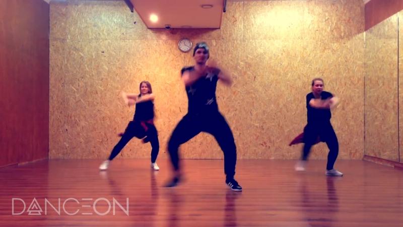 WORK - Rihanna, Drake Hip-hop Dance _ @iamandrewheart choreography