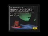 Richard Wagner Tristan und Isolde Nilsson, Windgassen, Talvena, Ludwig B