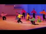Цыганский танец. Балет И.Моисеева