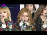 161226 BLACKPINK - WHISTLE + PLAYING WITH FIRE @ SBS Gayo Daejun