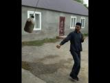 Асхаб Бурсагов - волновой удар
