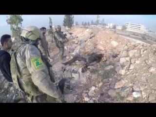Русский спецназ уничтожает боевиков в Сирии. ч.2.