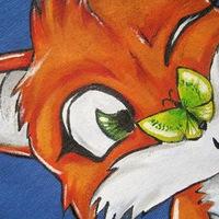 Роспись футболок акриловыми красками