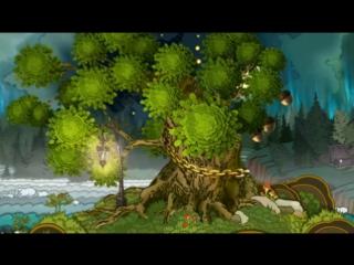У лукоморья дуб зелёный. на китайском языке