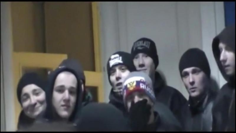 хСКАМЕЙКИх Бонье VS Левые активисты