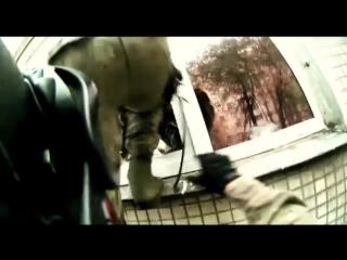 Захват наркодельцов под экстрим-камерой спецназа ФСКН по Московской области.(Спецназ, GoPro, Action Camera, штурм, спецоперация,