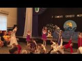 Очередной бомбический мега-танец